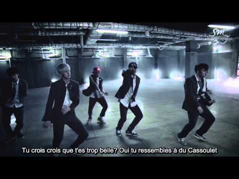 -French Parody- EXO (Growl)_Music Video (Chinese ver.)