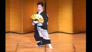 2012 八尾まつり家会 新舞踊  「寿」 春名由理孝