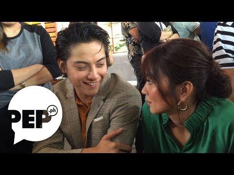 Daniel Padilla and Kathryn Bernardo talk about their dream wedding