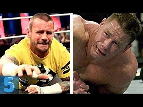 Thumbnail: 5 WWE Wrestlers Who Pooped Themselves In The Ring