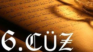 Kur'an Meali 6.Cüz - Yusuf Ziya Özkan - M. Elmalılı Hamdi Yazır