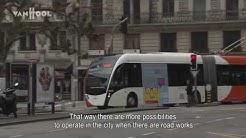 Van Hool -  Exqui.City18 TPG in Geneva