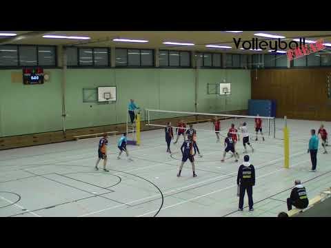 Zu früh gefreut. Matchball-Rally zwischen VC 73 Freudenberg und Telekom Post SV Bielefeld
