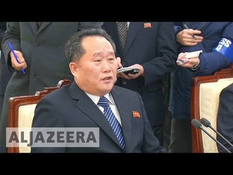 North Korea to send team to Pyeongchang Winter Olympics 🇰🇵