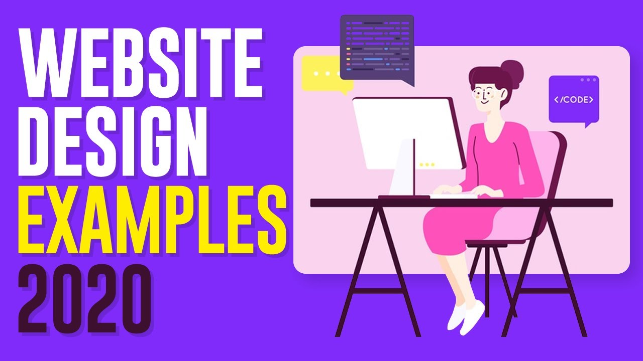 Top Trending Website Design Examples 2020 Web Design Inspiration Digest Youtube