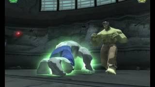 The Hulk (2003) прохождение часть 18 (Серый Халк)
