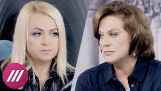 Рудковская заступилась за Кадырова и его детей. Спор с Сорокиной