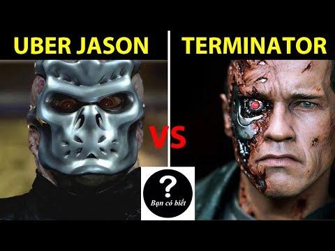 Jason X vs Kẻ Hủy Diệt T-800 (Terminator), Ai sẽ thắng #64    Bạn Có Biết?