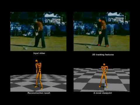 Interactive Generation of Human Animation with Deformable Motion Models