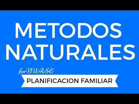 METODOS NATURALES(planificación familiar)