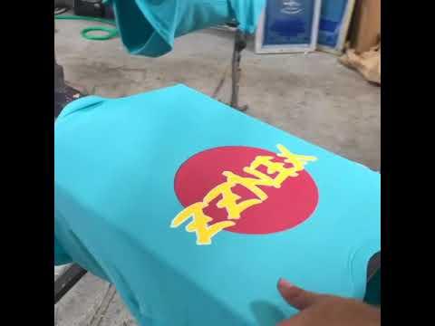 Screen printing t shirts - Trendsetters Custom Apparel Clothing Design