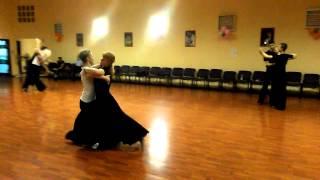 Учимся танцевать фокстрот