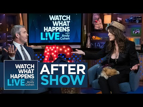 After Show: Which 'Wives Have Reached Out to Support Lisa?  WWHL