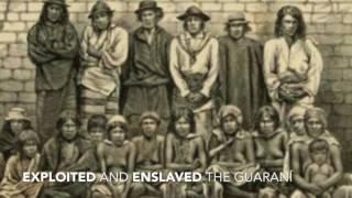 The dark history behind yerba mate