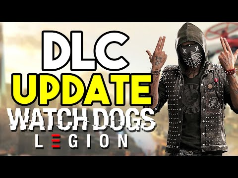 Watch Dogs Legion Online - Are Aiden Pearce & Wrench Out Yet? (Season Pass Bloodline DLC)