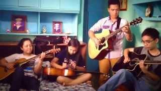 SWAY - CHA CHA - guitar Jamming