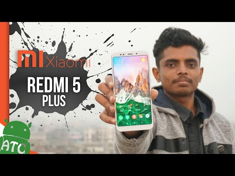 Xiaomi Redmi 5 Plus Review | 4K | ATC