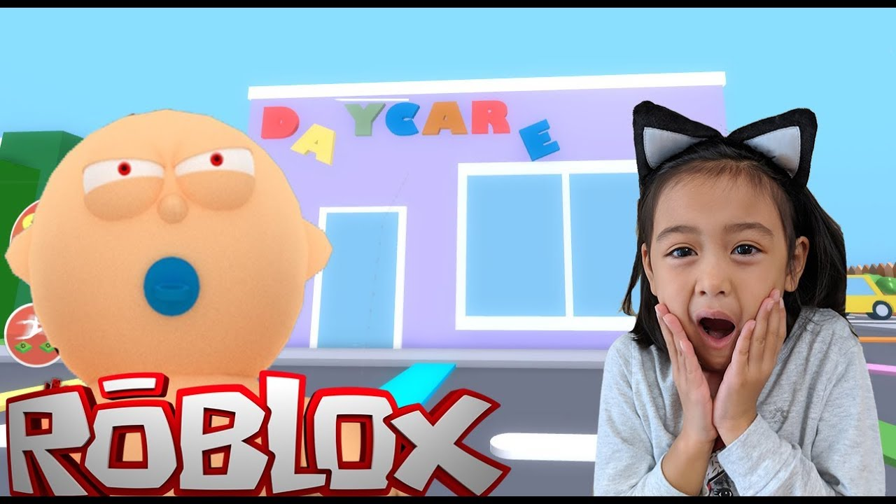 Roblox Escape The Daycare Obby Youtube