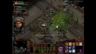 Starcraft 2 Heart Of The Swarm Final Mission  The Reckoning  Brutal