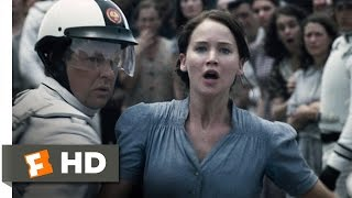 The Hunger Games  1/12  Movie Clip - I Volunteer As Tribute!  2012  Hd