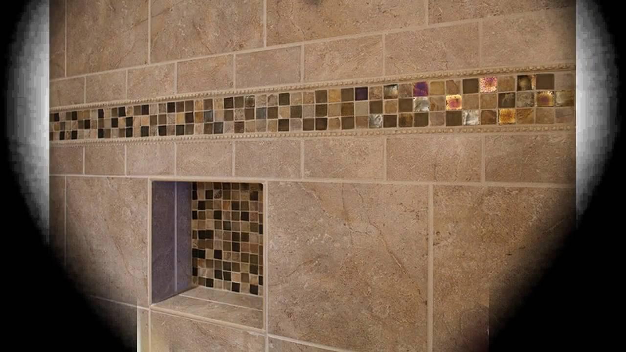 Badezimmer Dusche Fliesen Ideen  YouTube