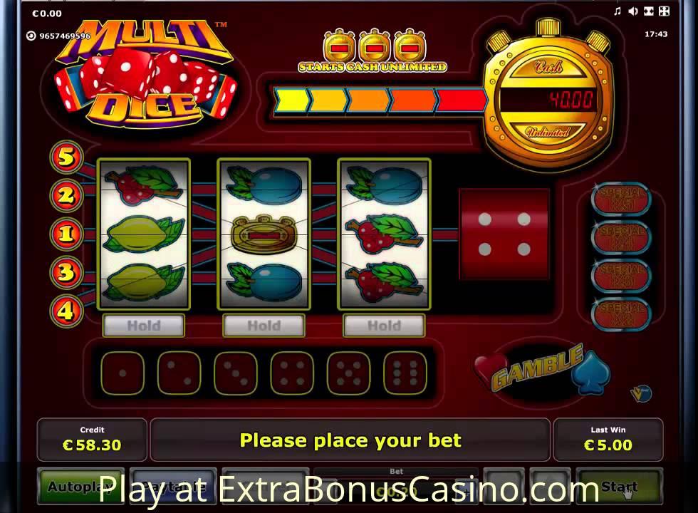 Spiele Multi Dice - Video Slots Online