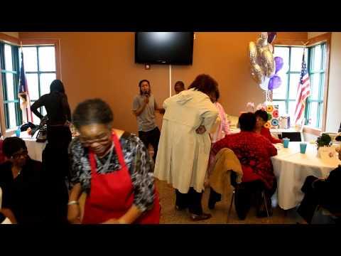 Mary W. Jones 86th Birthday Celebration