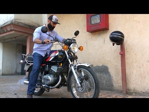 Yamaha RX 100 | Customised | 200cc