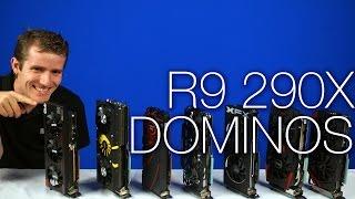 Radeon R9 290X Non-Reference Comparison