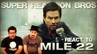 SRB Reacts to Mile 22 Official Trailer