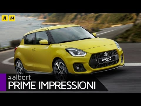 Suzuki Swift Sport 2018 | 975 Kg di divertimento (4K Video)