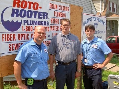 Ghost Hunters Stars Jason Hawes and Grant Wilson - Before they were Famous | Roto-Rooter