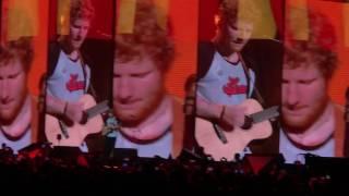 Ed Sheeran Barcelona Live Puerto Rico Version 2017