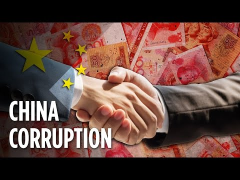 How Corrupt Is China?