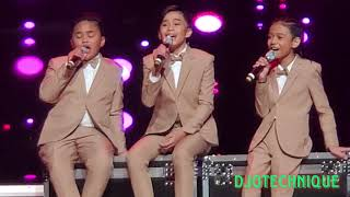 Gambar cover TNT Boys - Perform Together We Fly at the Ace Theater LA - Listen World Tour