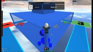 "ROBLOX: How to cheat in alexnewtron's ""Four Corners"" game"