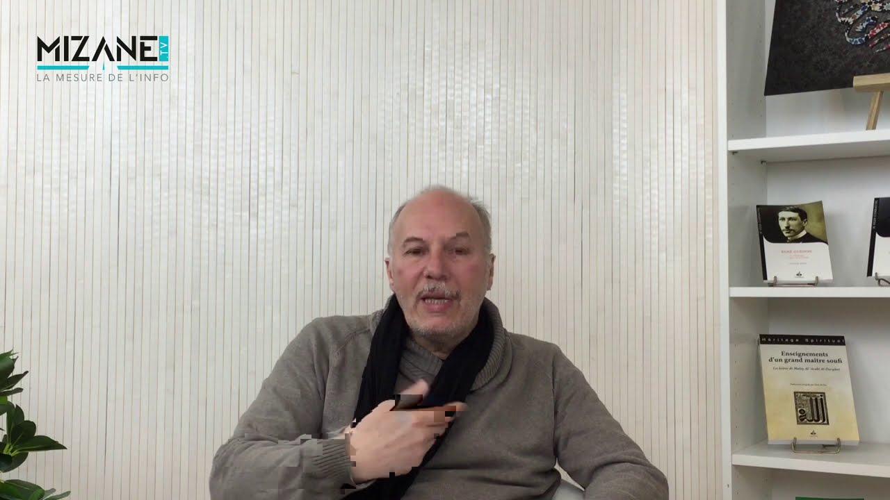 [Vidéo] Slimane Rezki : la pureté d'intention, clé d'une authentique spiritualité