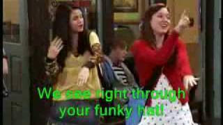 Wizards Of Waverly Place - 'whats That A Hat!