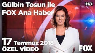 Uber sürücüsüne böyle saldırdılar! 17 Temmuz 2018 Gülbin Tosun ile FOX Ana Haber