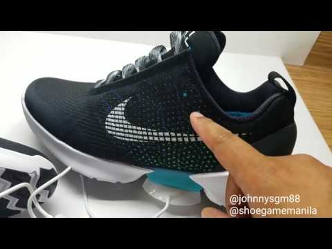 Nike HyperAdapt Complete Unboxing And Test