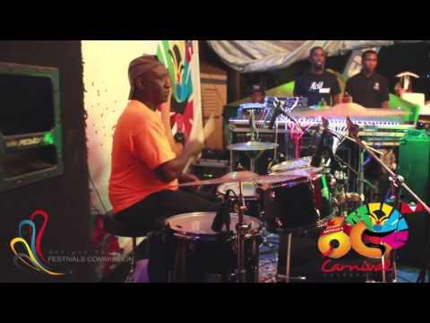 Revo Band Drummer @ Liberta Community Carnival 2016