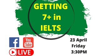 GEETING 7+ in ILETS