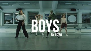 "Lizzo ""Boys"" | Choreography by Sebastian Visa"