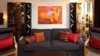 Interior Design Scotts Apartment in Chicago... The REVEAL