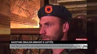 GAZETARI ZBULON ARKIVAT E LUFTËS