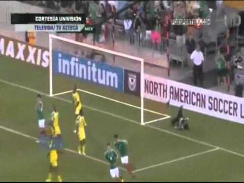 Guyana vs México 5 - 0 Eliminatorias Brasil 2014