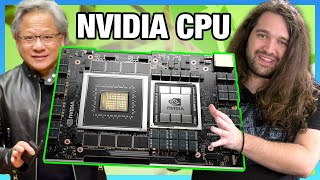 NVIDIA Making CPUs, New RTX A5000 & A6000 GPUs, & Deep Learning