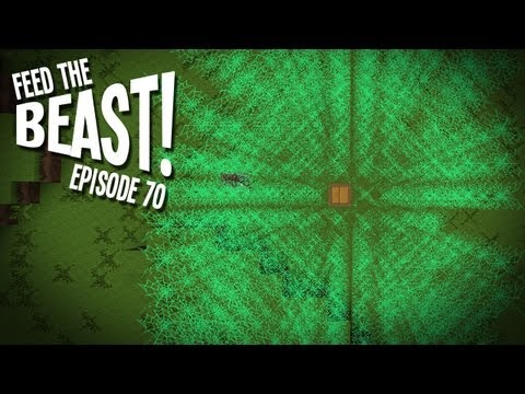 "Feed The B-Team! Ep70 - ""PRANK! Guude Gets Tangled In My Web MUAHAHAHAA!!!"" Feed The Beast Modpack"