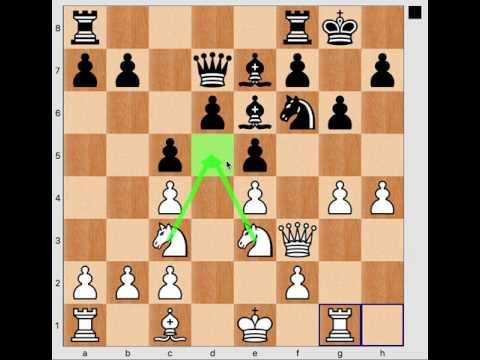 Kasparov - Piket, Zurich 2001