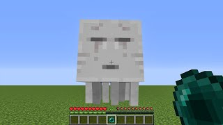 what's inside the ghast?